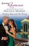 Wedding Date with Mr. Wrong - Nicola Marsh