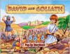 David and Goliath Mini Pop-Up Storybook (Mini Pop-Up Storybooks) - School Specialty Publishing