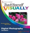 Teach Yourself Visually Digital Photography - Dave Huss