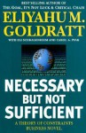 Necessary But Not Sufficient - Eliyahu M. Goldratt, Carol A. Ptak, Eli Schragenheim