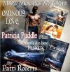 Two Books in One - Ominous Love and Paradox - The Angels Are Here - Patricia Puddle, Patti Roberts