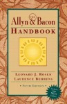 The Allyn & Bacon Handbook (MLA Update) - Leonard J. Rosen