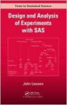 Design and Analysis of Experiments with SAS - John Edward Lawson