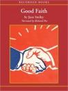 Good Faith (MP3 Book) - Richard Poe, Jane Smiley