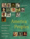 America and Its Peoples: A Mosaic in the Making, Volume I (Chapters 1-16) (5th Edition) - James Kirby Martin, Randy Roberts, Steven Mintz