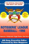Rotisserie League Baseball - Glen Waggoner, Bill Gray