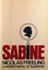 Sabine - Nicolas Freeling