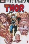 Essential Thor, Vol. 7 - Len Wein, David Anthony Kraft, Steve Englehart, Roger Stern, John Buscema, Pablo Marcos, Walter Simonson, Sal Buscema