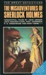The Misadventures of Sherlock Holmes - Sebastian Wolfe