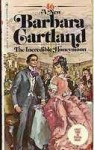 The Incredible Honeymoon - Barbara Cartland