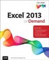 Excel 2013 on Demand - Steve Johnson