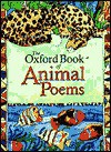 The Oxford Book of Animal Poems - Michael Harrison