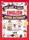 Just Look 'n Learn English Picture Dictionary - Daniel J. Hochstatter