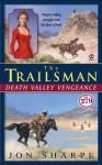 Death Valley Vengeance - Jon Sharpe, James Reasoner