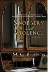 Snobbery with Violence - M.C. Beaton