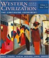 Western Civilization: The Continuing Experiment (Volume C, Since 1789) - Rachel G. Fuchs, Thomas F.X. Noble, David D. Roberts, William B. Cohen, Duane J. Osheim, Kristen B. Neuschel, Barry S. Strauss