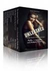 Unleashed: explicit stories of wild love and magic - Polly J. Adams, Virginia Wade, Carl East, Ellen Dominick, Angel Wild, Jade K Scott, Alara Branwen, Christie Sims, Ruby Fielding, Angelina Spears