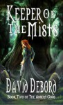Keeper of the Mists (The Absent Gods, #2) - David Debord