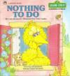 Nothing To Do - Liza Alexander, Tom Booke