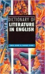 Dictionary of Literature in English - Neil King