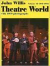 Theatre World 1991-1992, Vol. 48 - John Willis, Tom Lynch, Ben Hodges