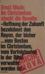 Im Christentum steckt die Revolte - Ernst Bloch