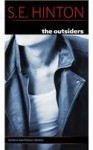 Outsiders with Book - S.E. Hinton