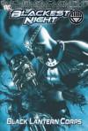 Blackest Night: Black Lantern Corps, Vol. 1 - Peter J. Tomasi, James Robinson, J.T. Krul, Ed Benes, Ardian Syaf, Eddy Barrows, Various