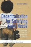 Decentralization for Satisfying Basic Needs: An Economic Guide for Policymakers (Revised Second Edition) (Hc) - J. Michael McGuire