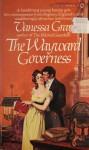 The Wayward Governess - Vanessa Gray