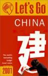 Let's Go China 2001 - Let's Go Inc., Won Park, Kaitlin Solimine