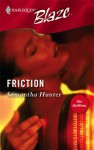 Friction (The HotWires) - Samantha Hunter