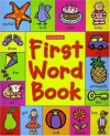 First Word Book Pob [With Pull-Out Poster] - Mandy Stanley