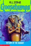 Return of the Mummy (Goosebumps, #23) - R.L. Stine