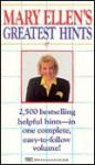 Mary Ellen's Greatest Hints - Mary Ellen Pinkham