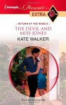 The Devil and Miss Jones - Kate Walker
