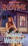 College Weekend (Fear Street) - R.L. Stine