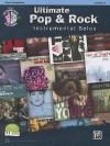Ultimate Pop & Rock Instrumental Solos: Tenor Sax, Book & CD - Alfred Publishing Company Inc.