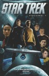Star Trek Volume 1 - Steve Molnar, Mike Johnson, Tim Bradstreet