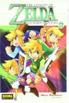 The Legend Of Zelda 8 Four Swords Adventures - Akira Himekawa
