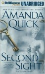 Second Sight (Arcane Society, #1) - Anne Flosnik, Amanda Quick