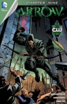 Arrow (2012- ) #9 - Marc Guggenheim, Andrew Kreisberg, Beth Schwartz, Katherine Walczak, Mico Suayan