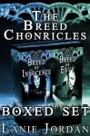 The Breed Chronicles Boxed Set - Lanie Jordan
