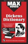Dickens Dictionary (MAXNotes Literature Guides) - Alex J. Phillips, Research & Education Association, English Literature Study Guides