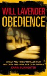 Obedience. Will Lavender - Will Lavender