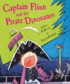 Captain Flinn And The Pirate Dinosaurs (Viking Kestrel Picture Books) - Giles Andreae, Russell Ayto