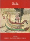 Edda : Drie liederen uit de Codex Regius en verwante manuscripten - Anonymous, Marcel Otten
