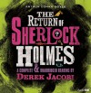 The Return of Sherlock Holmes - Derek Jacobi, Arthur Conan Doyle