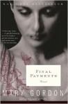 Final Payments - Mary Gordon