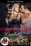 Out of Her Comfort Zone (Romance on the Go) - Nicky Penttila
